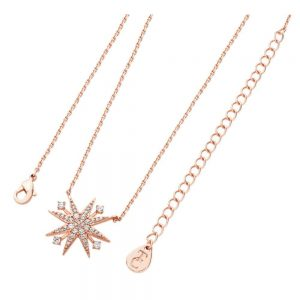 Tipperary Star Bright Rose Gold Pendant