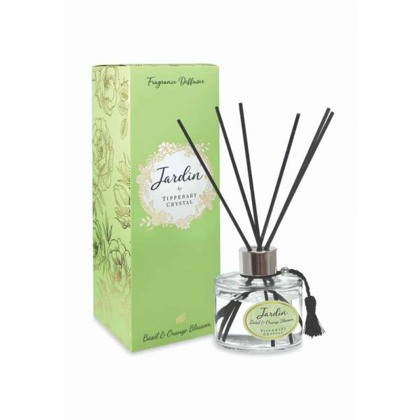 Jardin Collection Diffuser Basil and Orange
