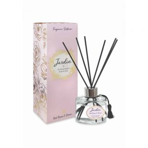Jardin Collection Diffuser Red Roses and Lemon