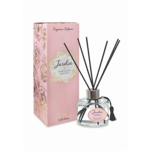 Jardin Collection Diffuser Wild Roses