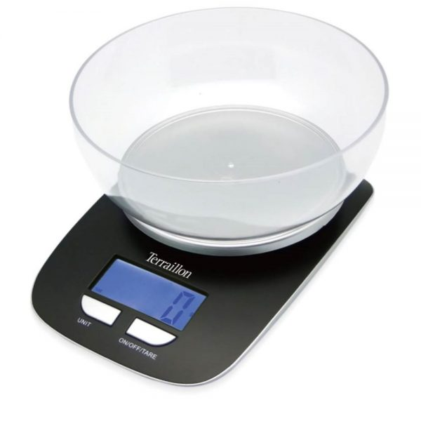 Kitchen Scale with LCD Screen with Add & Weigh 5KG