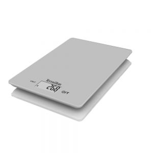 Terraillon Electronic Kitchen Scale Silver 5KG