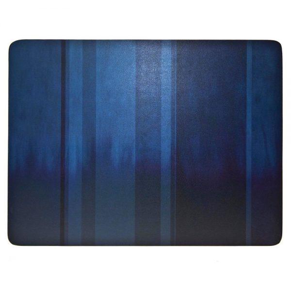 Denby Colours Blue 6 Piece Placemat Set