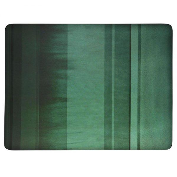 Denby Colours Green 6 Piece Placemat Set