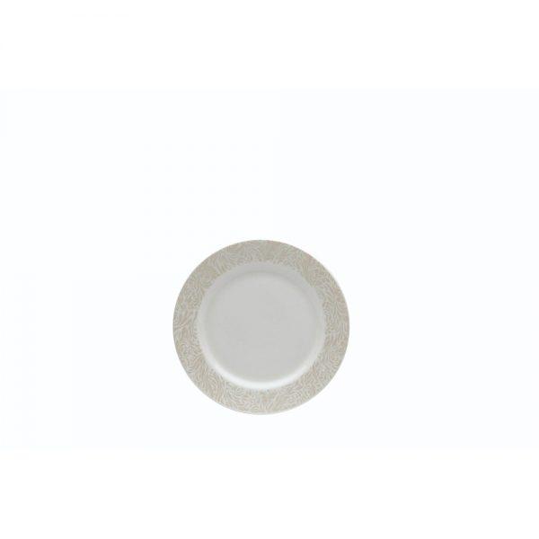 Denby Monsoon Lucille Gold Salad Plate 21.5cm