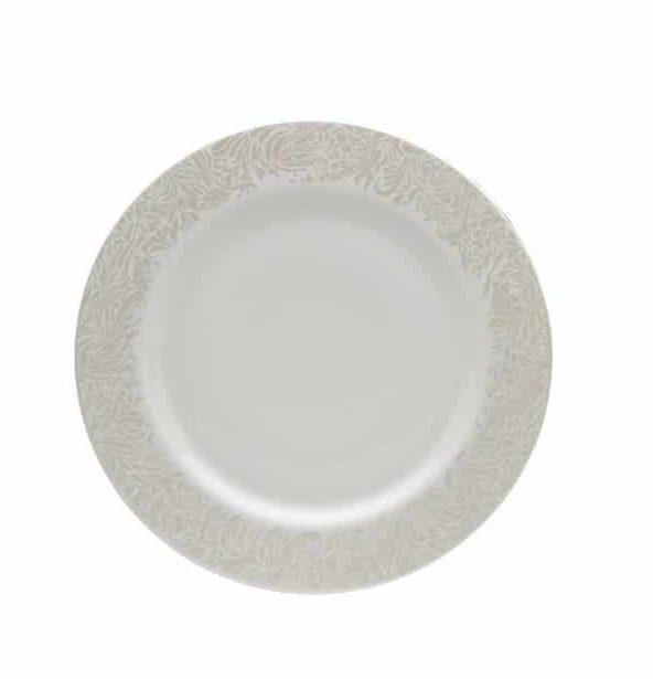 Denby Monsoon Lucille Gold Dinner Plate 28.5cm