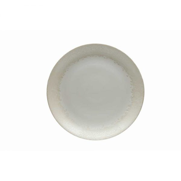 Monsoon Lucille Gold  Round Platter 35.5cm