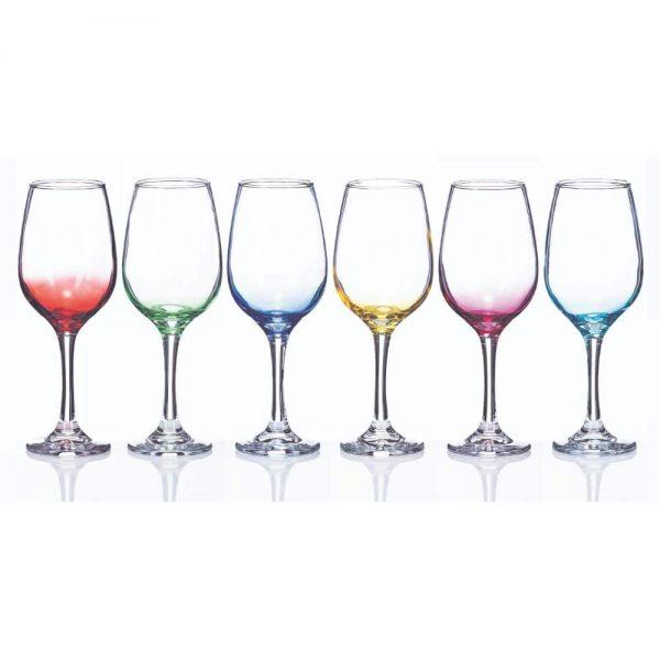 Gradual Rainbow Wines Set 6