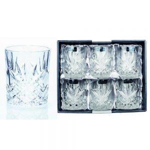 6 Adare Whiskey Glass