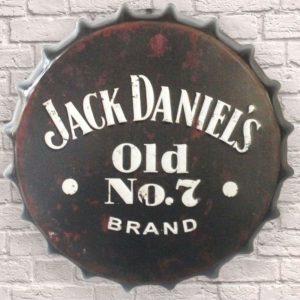 Jack Daniels Huge 40cm Bottle Top