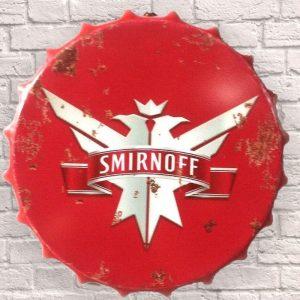 Smirnoff Huge 40cm Bottle Top