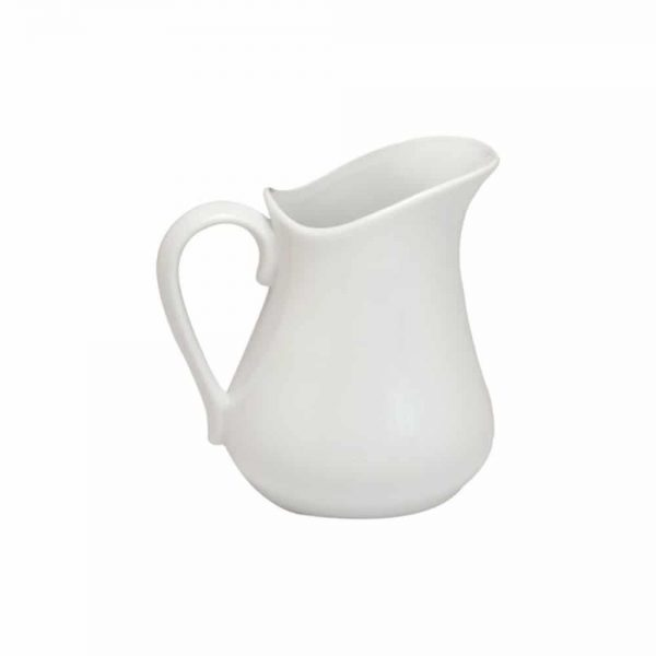 Porcelain White Jug 1.0L