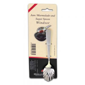 Grunwerg Windsor Set of 2 Jam/Sugar Spoons