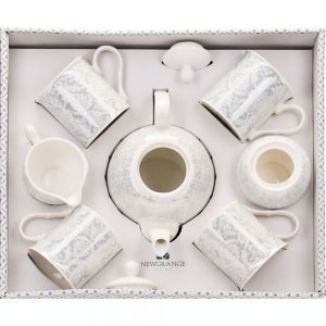 Newgrange Bella 7pce Bone China Tea Set