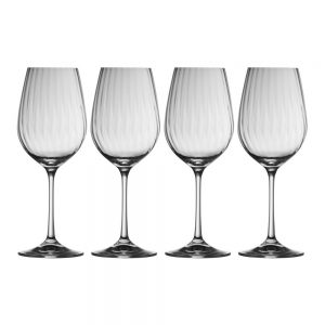 Galway Living Erne Wine Glasses Set of Four