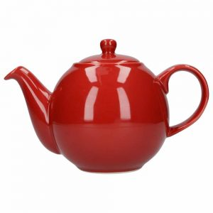 London Pottery Globe 4 Cup Teapot Red