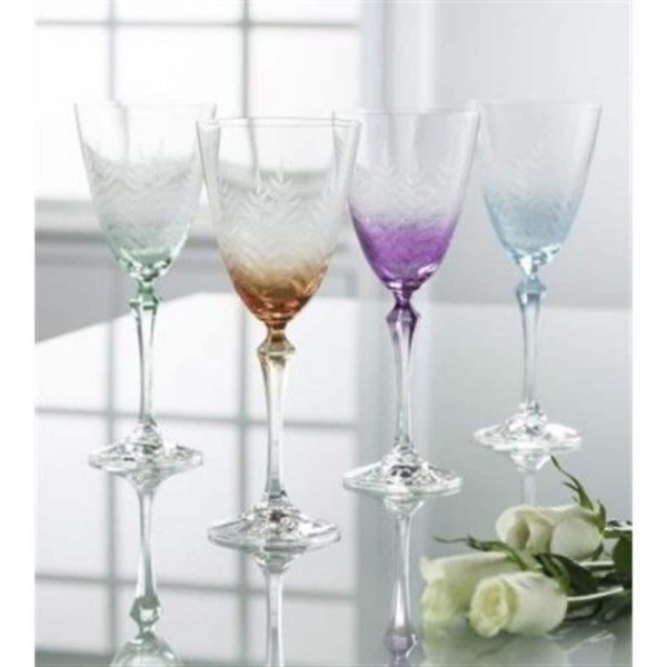 Fern Goblet Party Pack Set of Four