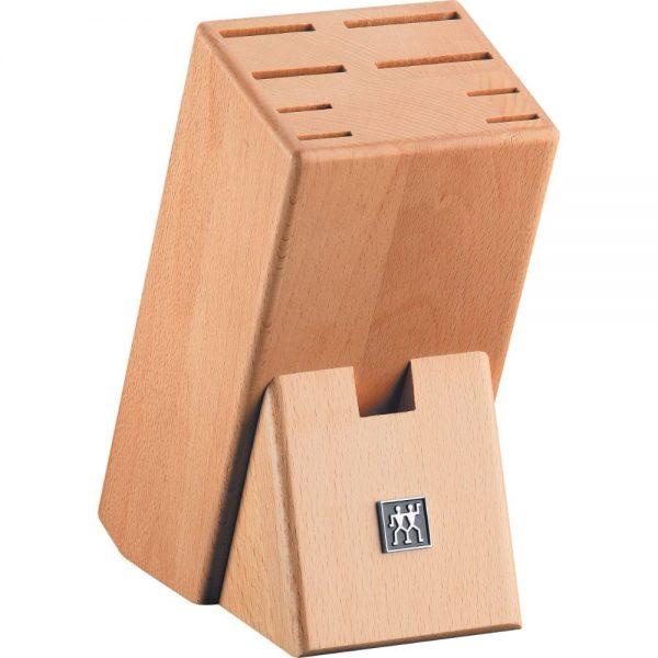 Zwilling Henckels Wooden Knife Block Empty