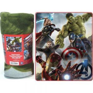 Avengers Fleece Blanket 120x140cm