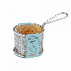 Chip Sevring Basket Round