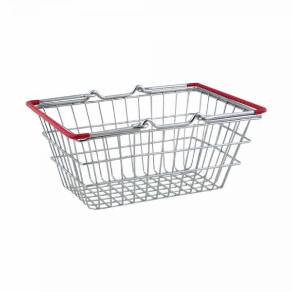 Mini Shopping Basket Dimensions 18x9x14cm