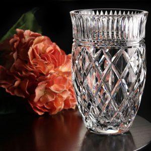 Waterford Crystal Eastbridge Vase H8inch