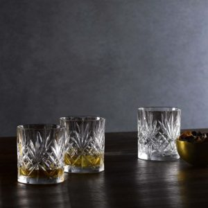Marquis Maxwell Tumbler Glass Set of 4
