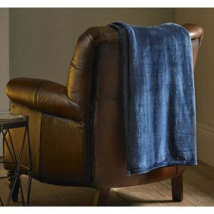 Teal Cozy Comfort Throw 127cm x 152cm