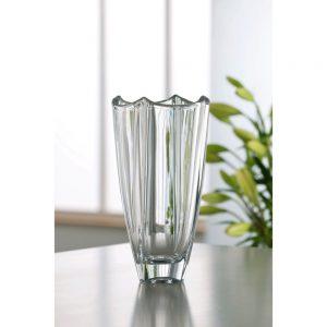 """Galway Crystal Dune 10"""""""" Vase"""