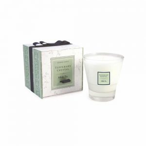 Tipperary Crystal White Tea Tumbler Candle