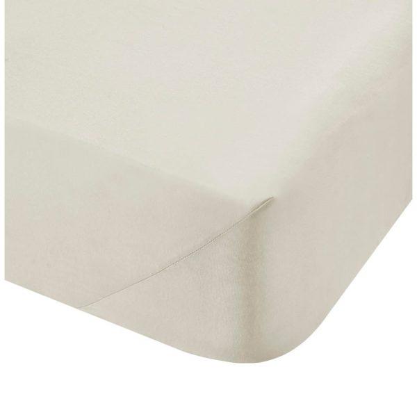 500 Thread Count Cotton Rich Cream Sheet