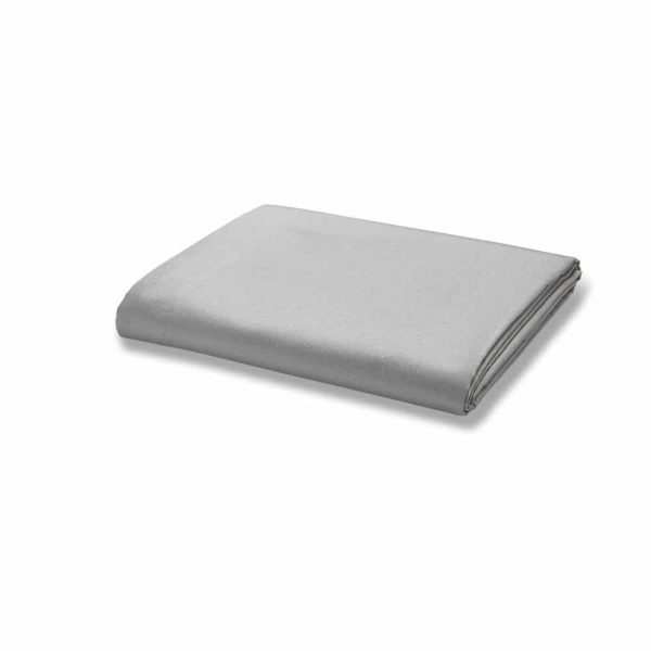 500 Single Thread Count Cotton Rich Grey Sheet