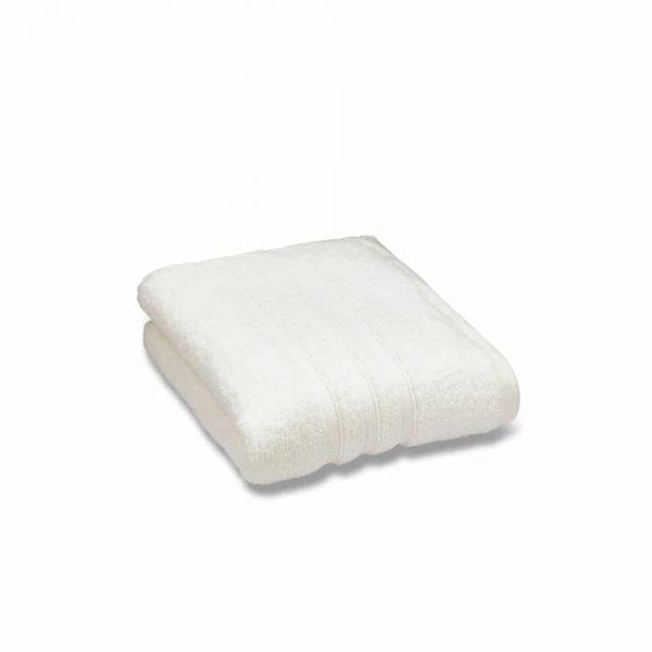 Zero Twist Cream Hand Towel