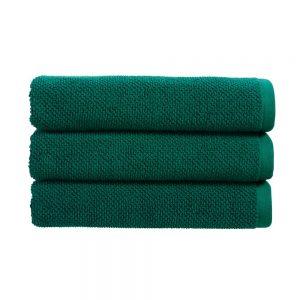 Brixton Bath Towel Emerald