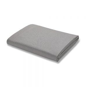 Terrance Conran Double Flat Grey Sheet