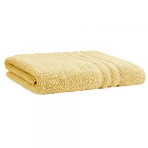 Zero Twist Ochre Bath Sheet