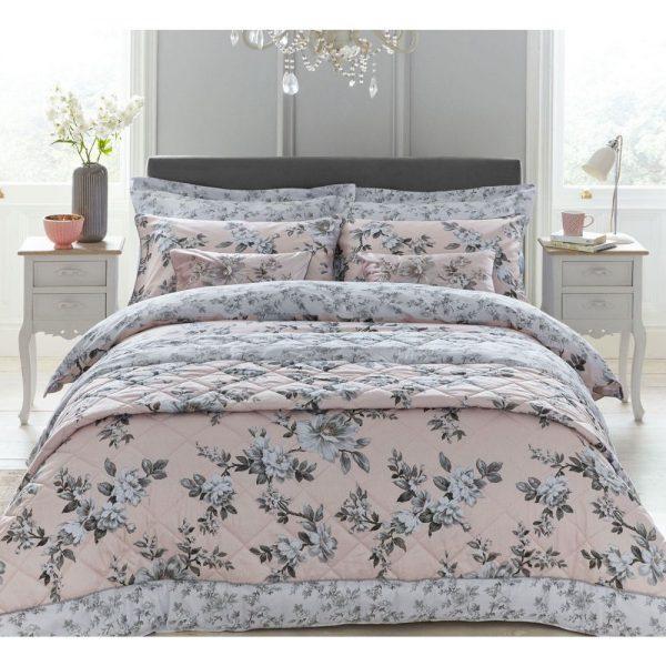 Dorma Isabelle Blush Duvet Cover