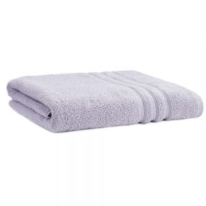 Zero Twist Lilic Bath Towel