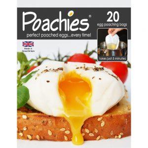 Egg Poaching Bags