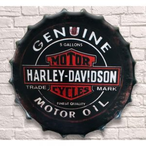 Harley 40cm Bottle Top