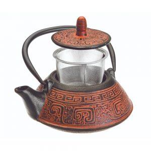 Cast Iron Tea Pot India 0.80 Lt