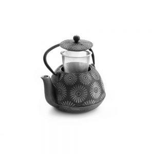 Cast Iron Tea Pot Bali 1.20 Lt