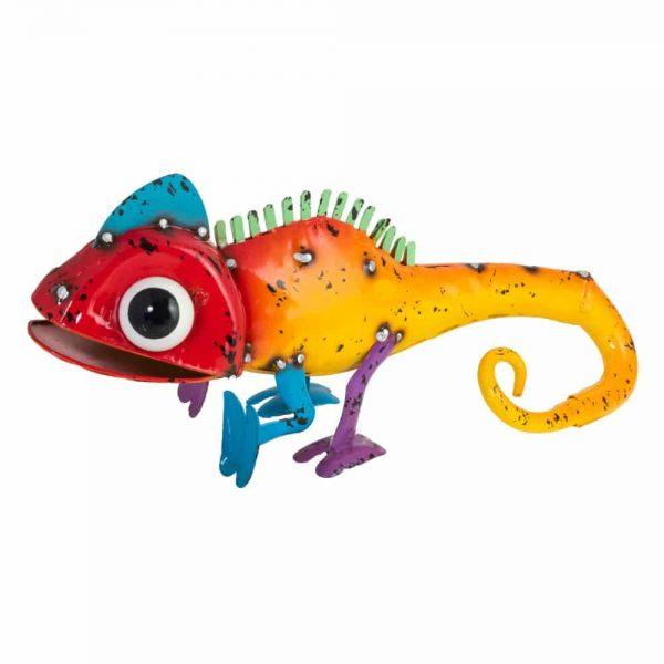 Cara the Chameleon  Critter Colour
