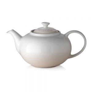 Le Creuset Classic Teapot 1.3L Meringue