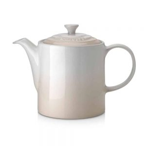 Le Creuset Grand Teapot Meringue 1.3L