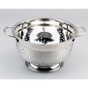 Colander With Stand Stainless Steel  Prisma  24cm