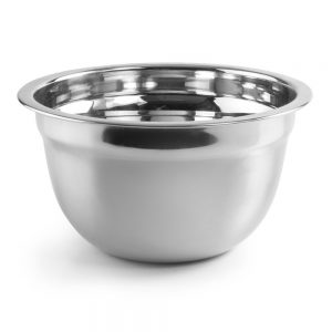 Tall Satin Bowl 18cm