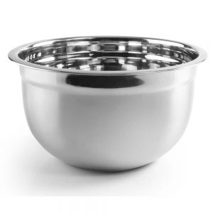 Tall Satin Bowl 22cm
