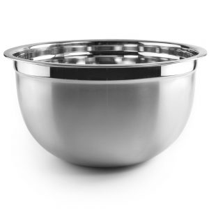 Tall Satin Bowl 30cm
