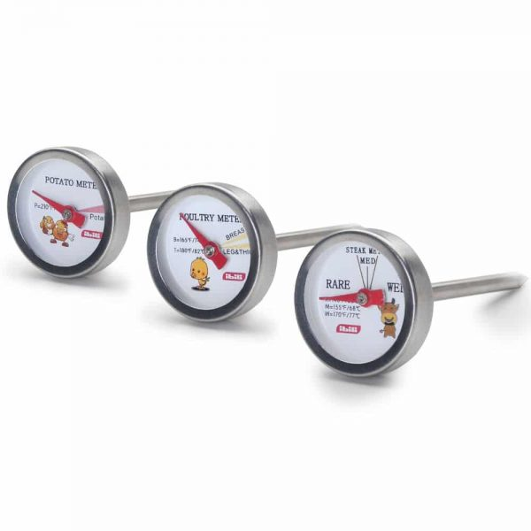 Set 3 Oven Thermometers